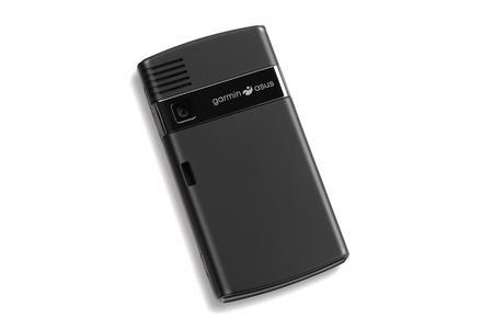 Garmin Asus nüvifone G60 Rückansicht