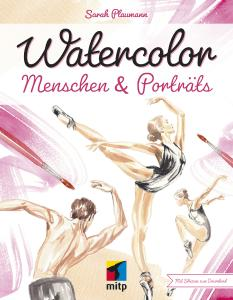 Cover Watercolor Menschen und Porträts