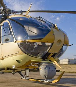 EADS North America conducts first flight of its Armed Aerial Scout 72X Technical Demonstration Aircraft