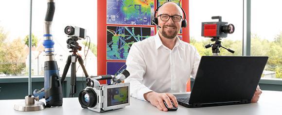 """Thermografie-Anwenderkonferenz """"Forschung & Entwicklung"""""""