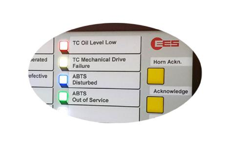 Networkable Fault Annunciator USM with RGB LEDs