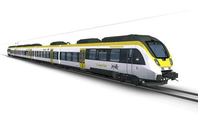 Bombardier Wins Contract to Provide 43 TALENT 2 Trains to Abellio