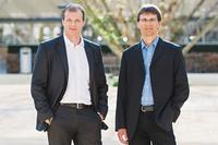 Die Gründer der Case 27 GmbH: Roger Caspar von Protect7 und Patrick Steger (v.l.n.r)