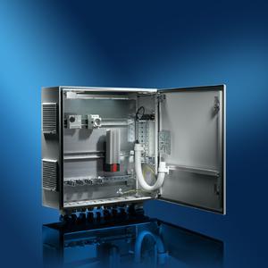 Die AE-Serie von Rittal ist eine Erfolgsgeschichte: Millionen dieser robusten und flexiblen Kompaktschaltschränke sind weltweit im Einsatz