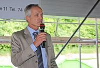 Grußwort von Dipl.-Ing. Thomas Müller, Geschäftsführer der Sumitomo Cyclo Drive Germany GmbH