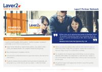 Flyer: Layer2 Partner Network