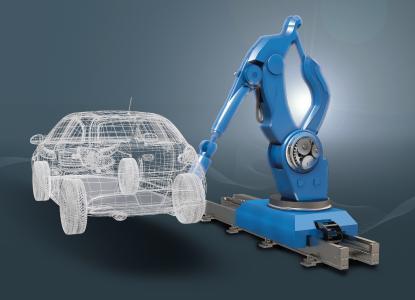 Mit einem Nenndrehmoment von 28.000 Nm ist das RV-2800N von Nabtesco das größte Präzisionsgetriebe der Welt. Selbst das Bewegen ganzer Fahrzeuge meistern die XXL-Einbausätze mühelos