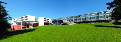 Der Campus der Fachhochschule in Hagenberg (c)Volker Christian