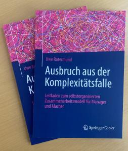 """Neues Fachbuch: """"Ausbruch aus der Komplexitätsfalle"""""""