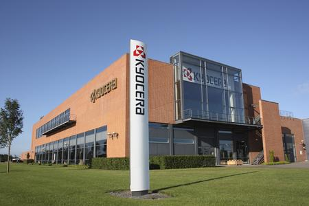Kyocera Unimerco Headquarters Sunds