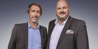 Richard Luckow (l.) und Andreas Matthias Röhl sind neu an Bord bei WMD. Foto WMD Group