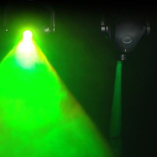 L'idéal pour faire tourner les têtes - lyres à LED Cameo Light