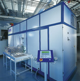 The aircraft and aerospace industry is relying more and more on Dürr Ecoclean cleaning systems