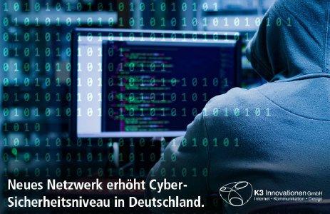 Neues Netzwerk erhöht Cyber-Sicherheitsniveau in Deutschland - 6-monatiges Pilotprojekt im Großraum Bonn gestartet.