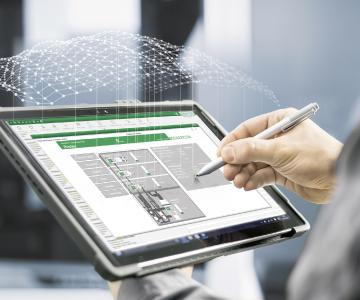 Schaeffler has taken over autinity, an IT company that specializes in machine data recording and evaluation. Condition monitoring of machinery and equipment as well as digital networking in production are of great interest to both Schaeffler's internal and external customers / Photo: Schaeffler