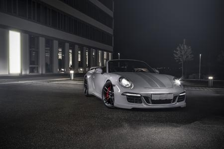 Geneva World Premiere TECHART for the Porsche 911 Carrera GTS models