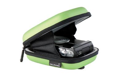 Außen hart - innen weich: LAGOS - Die neuen Hardcases für Kompaktkameras von CULLMANN
