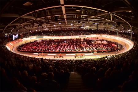 Velodrom in Berlin © Madison Sports Group