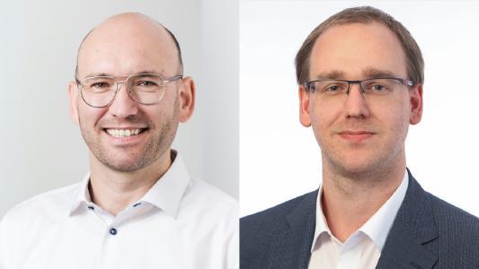 Stefan Cink (Net at Work) und Stefan Steuer (Fokus MSP) kooperieren für mehr E-Mail-Sicherheit