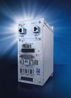 Mit dem SD3 bietet SIEB & MEYER eine Lösung für komplexe Antriebsaufgaben wie zum Beispiel das servomotorische Schrauben