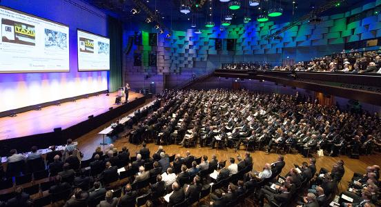 The Aachen Machine Tool Colloquium is considered one of the world's most renowned conferences on production technology.