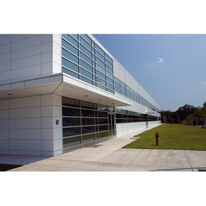 """BMW of North America's expanded """"South Campus"""" facility, located in Woodcliff Lake, New Jersey, more than doubles the size of BMW Group's U.S. headquarters. Pictured: Engineering Center"""
