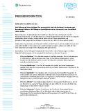Pilkington Deutschland AG, Pressemitteilung Nr. 31, 15. Juli 2021