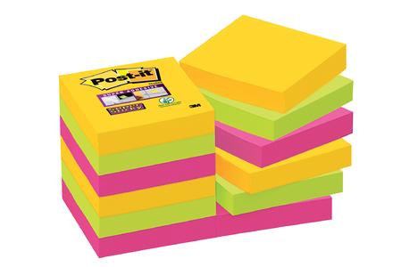 3M erweitert Post-it Haftnotiz Sortiment