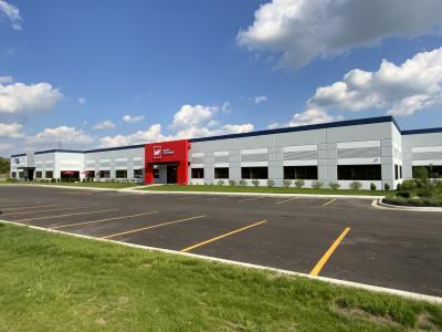 Neuer US-Firmenstandort von Wurth Electronics ICS Inc. in Miamisburg (Ohio)