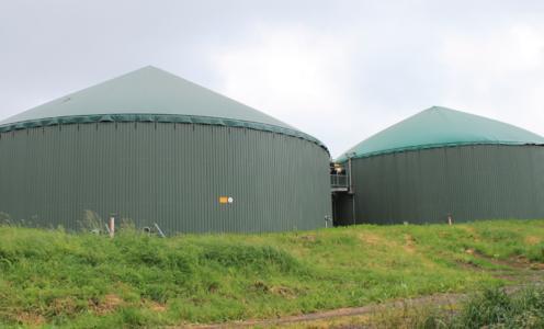 Bioenergie auf dem Auenhof