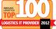 Kewill Named TOP 100 Logistics IT Provider for 2012