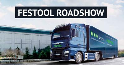 Festool Roadshow in Leutkirch am 20. September 2019