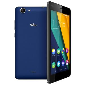 Wiko PULP FAB 4G blue compo