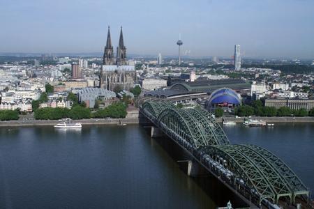 Ausblicke vom KölnSky