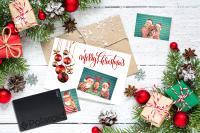 Polaroid Mint Sofortbilddrucker - Weihnachtsmotiv