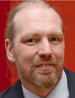 G Data-Sicherheitsexperte Ralf Benzmüller
