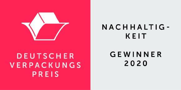 Logo Deutscher Verpackungspreis 2020