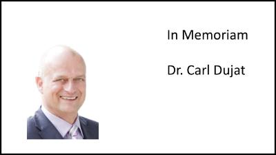 In Memoriam Dr. Carl Dujat