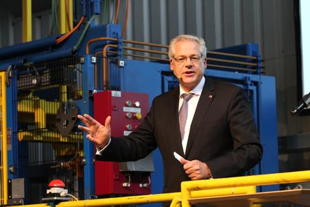 Ralf Kersting, Geschäftsführer Olsberg GmbH