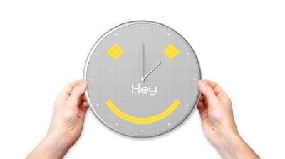 Glance Clock auf Indiegogo