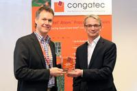 Best Sales Technology Partner EMEA:  TQ awarded for excellent cooperation with congatec