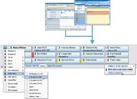 Anwender können die vorkonfigurierten Präsenzvorlagen genauer definieren oder selbst eigene erstellen. Außerdem lassen sich Outlook- und Notes-Termine an Präsenzvorlagen mit Rufumleitung und Teamnachricht koppeln.