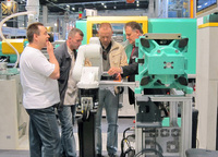 Plastpol 2010: Upturn in Polish injection moulding market