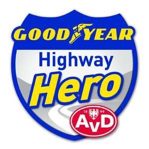 Higwhay Hero AvD Logo