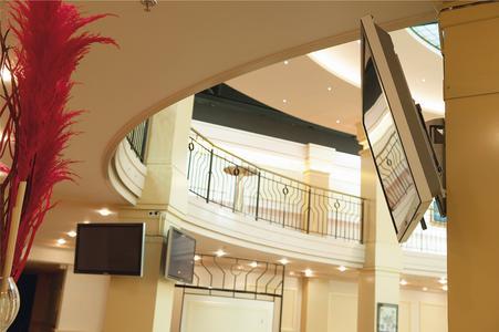 Direkte, sichtbare Informationen für Hotel-/Tagungsgäste