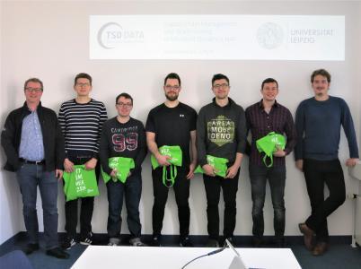 Kooperation der Universität Leipzig mit der TSO-DATA Nürnberg GmbH