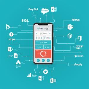 No-Code Business Apps automatisch erstellt und in die Unternehmens-IT integriert