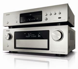 AVR-X4000 + DBT-3313UD in Premium-Silber