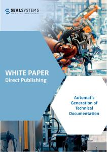 Front page White Paper Direct Publishing