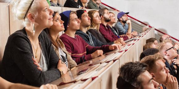 Hochschule Flensburg startet ins Semester